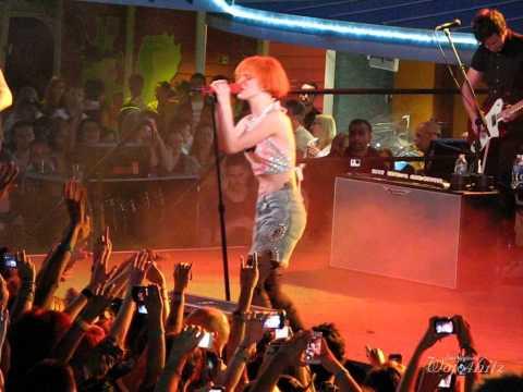 9/13 Paramore - First Paramore Song Ever + Conspiracy @ Parahoy #2, 3/09/14