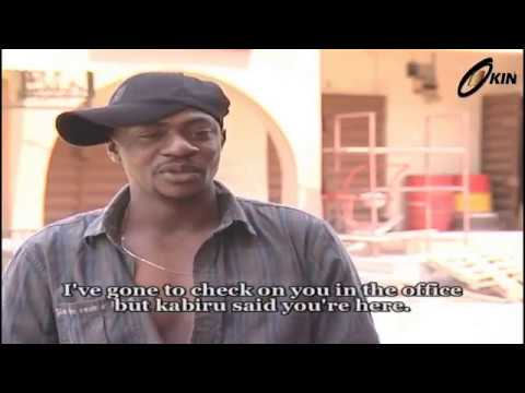 SAY MAMA - Yoruba Nollywood Movie Starring Odunlade Adekola, Faithia Balogun