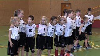 Náhled - Nejmladší basketbalisté vyhráli dvojzápas se Zlínem