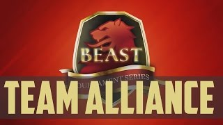 Team Alliance at BEAST 7 (Doubles Highlight)
