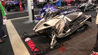 3. 2019 Yamaha Sidewinder L-TX DX Snowmobile