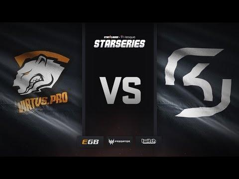 Virtus.pro vs SK, mirage, SL i-League StarSeries Season 3 Finals