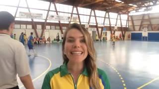 Gymnasiade 2016: Incentivo dos Deputados para os Aluno atletas