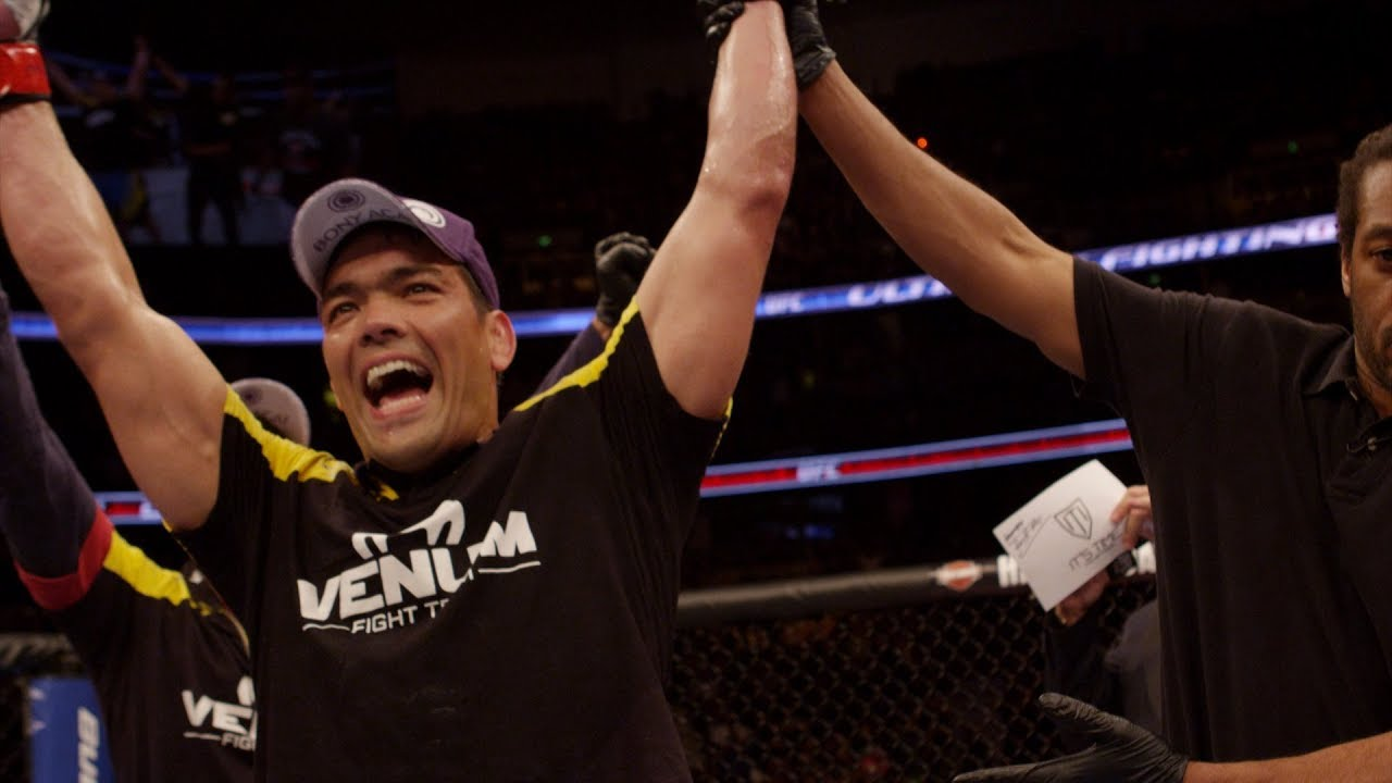 Fight Night Belem: Lyoto Machida - Anders Be Careful What You Wish For