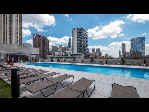 Tour the fabulous amenities at the Fulton River District's K2 apartments