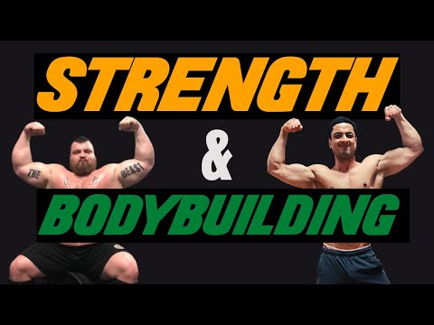 "WHY Strength Training is the ESSENTIAL base for Bodybuilding & my ""Optimal Beginner Gainz"" Program"
