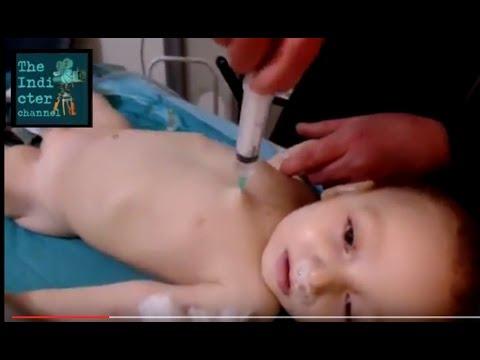 """""""Детей убили для создания""""кино о химатаке"""" - утверждают шведские медики"""