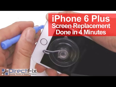 directfix - http://www.directfix.com/category/iPhone-6-Plus-Parts.html- DirectFix, the leader in iPhone, iPod, and iPad repair shows you how to repair your iPhone 6 Plus with their Official iPhone 6 Plus...