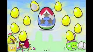 Angry Birds Seasons Golden Egg 10 Walkthrough Easter Eggs