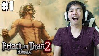 Kembalinya Para Titans   Attack On Titan 2   Indonesia  1