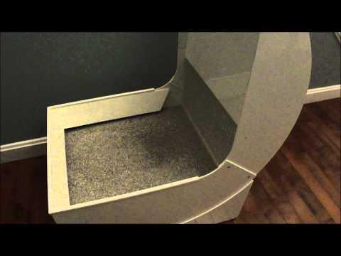 LitterLoo Automated Litter Box