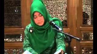 Video Qori Internasional Hj. Annisa'ul Malikhah MP3, 3GP, MP4, WEBM, AVI, FLV Juni 2018