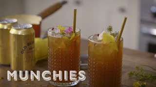 How-To: Make a Dandelion and Burdock Shandy by Munchies