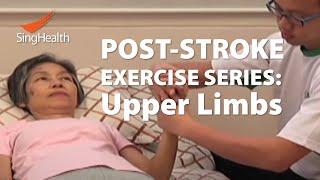 Video Post-Stroke Exercises (Part 1: Upper Limb) MP3, 3GP, MP4, WEBM, AVI, FLV Desember 2018