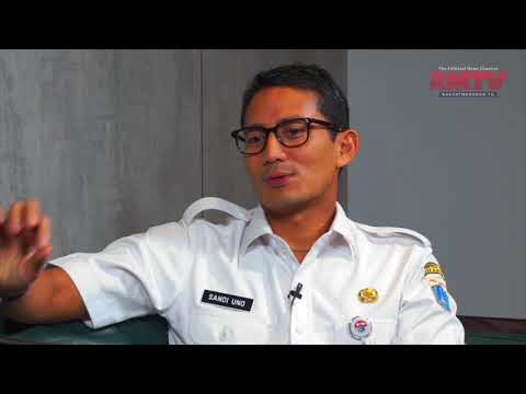 Sandiaga Uno - Becak (Bag. 4)