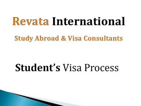 US Student Visa Process