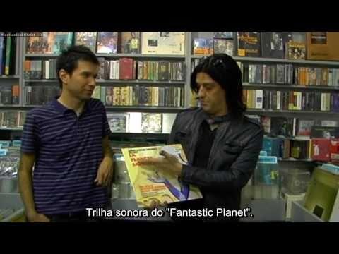 Twiggy fala sobre alguns de seus discos favoritos (Amoeba.com)
