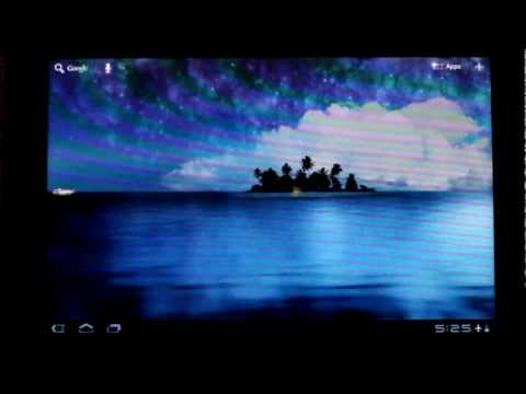 Video of Island HD lite old