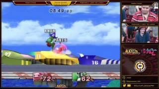 Quite possibly the most ridiculous, most hype set I've ever played. Ladies and gentlemen, I present to you: The Pants Match (xpost r/SSBPM)