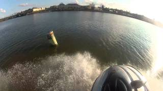 7. Testing out the new Yamaha FZS Waverunner