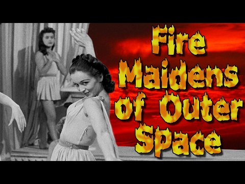 Dark Corners - Fire Maidens Of Outer Space: Review