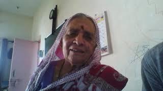Satyabhama ladkat singing a great abhang.