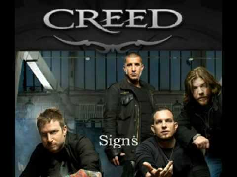 Creed Pity for a dime w. lyrics.wmv