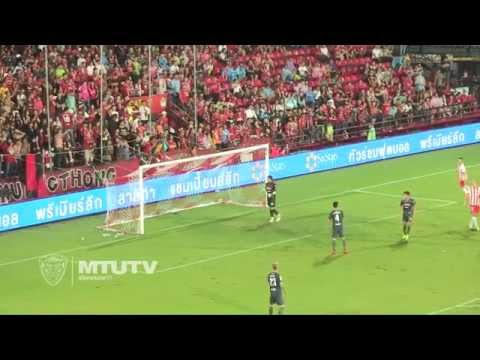 highlight - MTUTD.TV Highlight - LFP CHALLENGE 2014 - SCG Muangthong United 1- 1 UD ALMERIA.