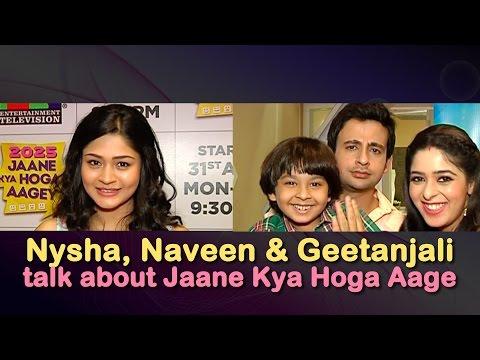 Sanyukta, Akhlaque & Garima aka Nysha, Naveen & Ge