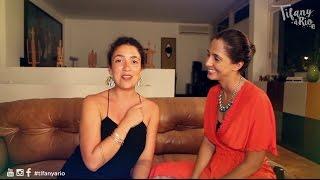 Tifany à Rio - Episode 12 - Rencontre avec Camila Pitanga