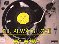 I'll always love my mama by The Intruders