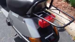 9. 2007 CH80 Honda Elite