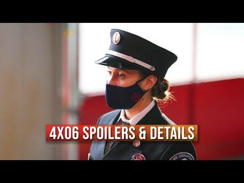"""Station 19 4x06 """"Train in Vain"""" Spoilers & Details Season 4 Episode 6 Sneak Peek"""