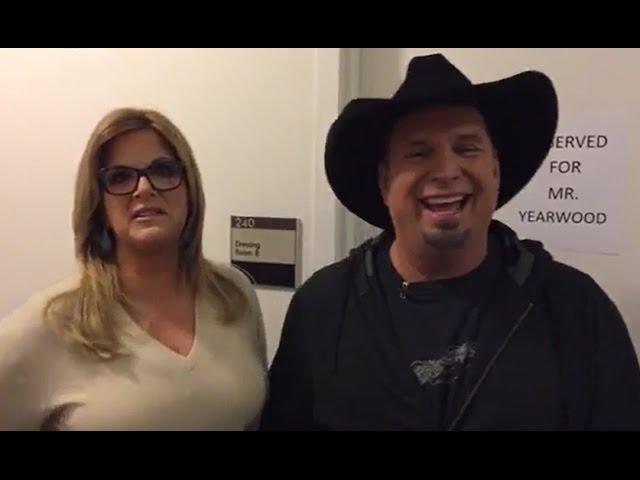 Garth brooks trisha yearwood live interview gma for Garth brooks trisha yearwood songs