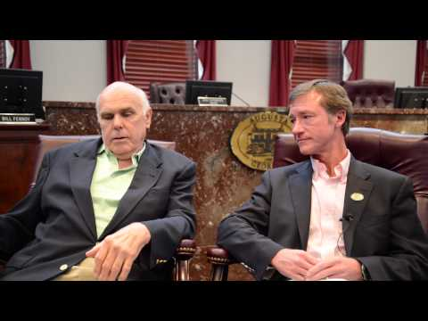 Deke Copenhaver - April 3, 2013 - This week's highlights video features Commissioner Grady Smith, Commissioner Wayne Guilfoyle and Commissioner Marion Williams discussing the ...