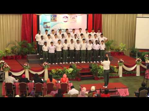 SXI - Choral Speaking National Level 2012... Performance by St Xavier's Instituition, Pulau Pinang... With the title
