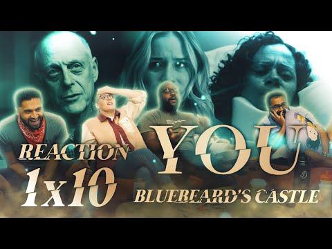 You - 1x10 Bluebeard's Castle - Group Reaction
