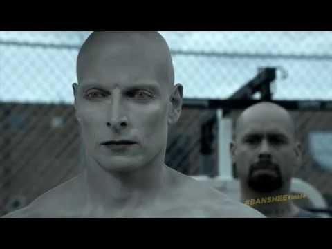 JOSEPH GATT - Acting - Banshee  - The Albino (Favorite Scenes)