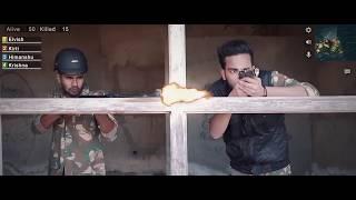 PUBG - INDIA VS PAKISTAN - ELVISH YADAV