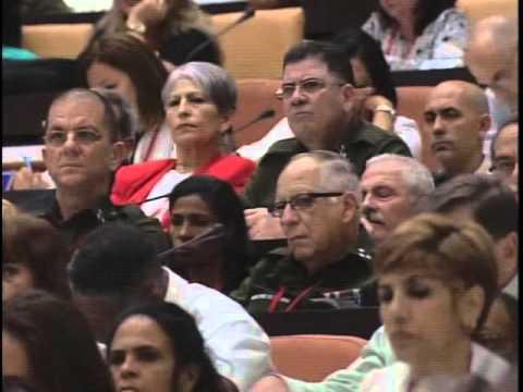 Raúl Castro inaugura en La Habana el VII Congreso del Partido Comunista de Cuba (Parte II)