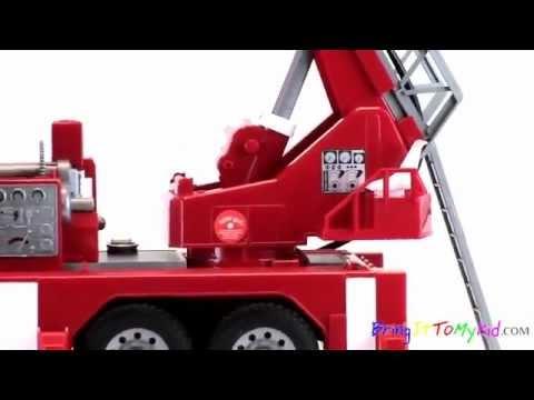 รถดับเพลิง - รถดับเพลิงของเล่น โมเดลสมจริงมากๆ งานคุณภาพจากเยอรมัน ดูรายละเอียดเพิ่มเติมได้ที่...