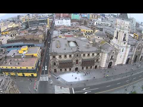 Lima Drone Video