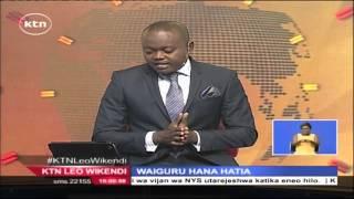 KTN Leo Wikendi Taarifa Kamilifu 7 Februari 2016 (Sehemu Ya Kwanza)
