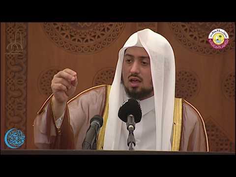 درس التراويح بجامع الامام للشيخ/ جاسم بن محمد الجابر يوم الثلاثاء 4 رمضان 1438 هجريا