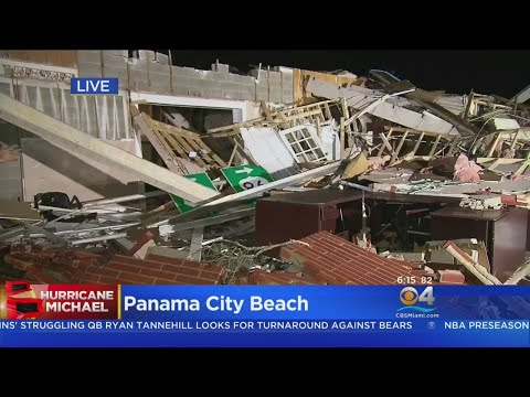 Hurricane Michael's Aftermath In Florida's Panhandle