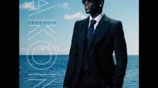 Akon Feat. Colby O'Donis & Kardinal Offishall - Beautiful (Dirty)
