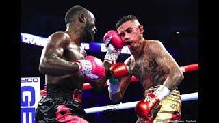 Terence Crawford vs Jose Benavidez Full Fight TKO Highlights