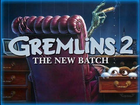 Gremlins 2: Alternate Home Video Sequence.