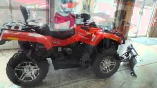 9. 2015 HISUN TACTIC 800 for sale in Cheyenne, WY