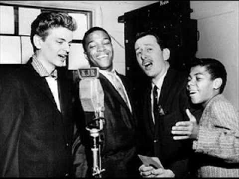 Frankie Lymon - Unreleased Songs Pt.1 (At London Paladium Album Sessions)